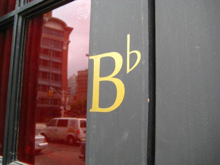 b-flat
