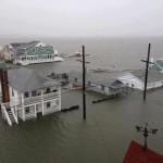 Flooded already in NJ.