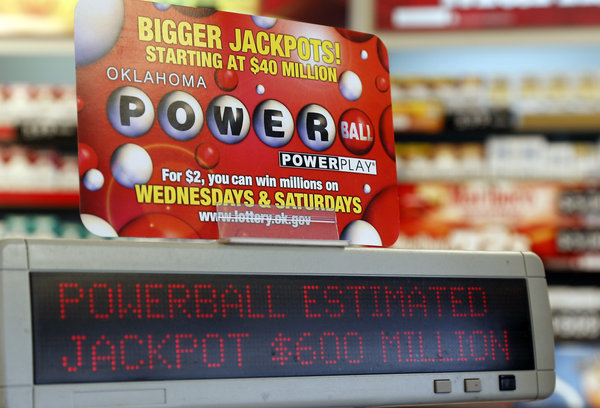 APphoto_Powerball Jackpot