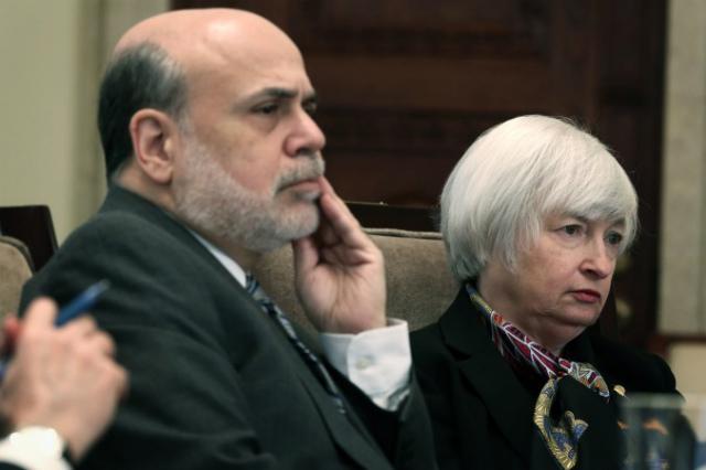 BernankeYellen