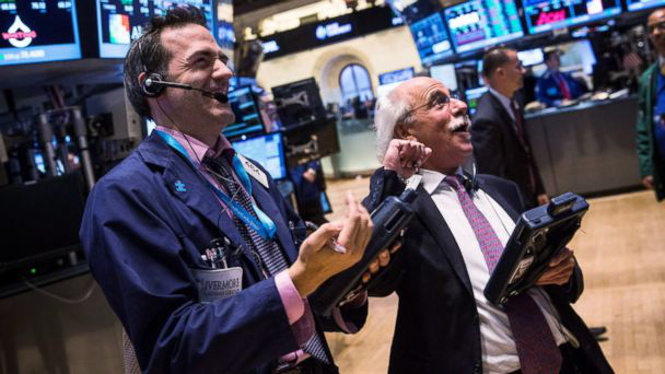 happy traders