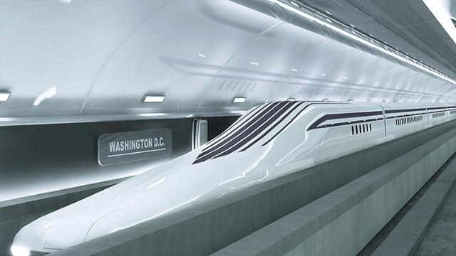 リニア新幹線が運ぶ、ny Dcを1時間で結ぶ未来 My Big Apple Ny My Big Apple Ny