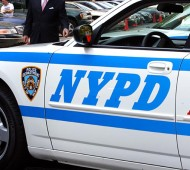 NYPD MUSCLE CARS