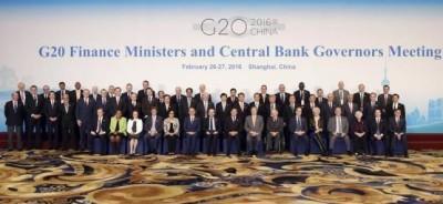 上海G20、市場安定へ政策総動員 通貨安競争の回避確認