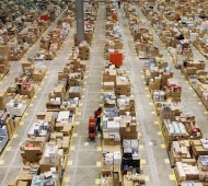 Behind The Scenes Of Amazons Xmas Operation