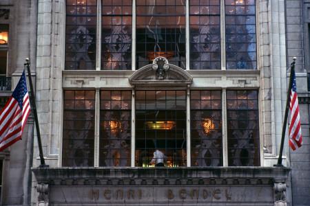Henri Bendel, New York, 1997