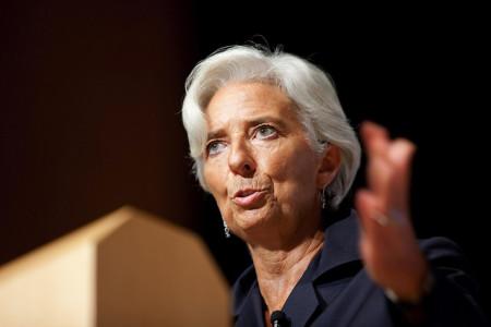 IMF MD Lagarde at Wilson Center